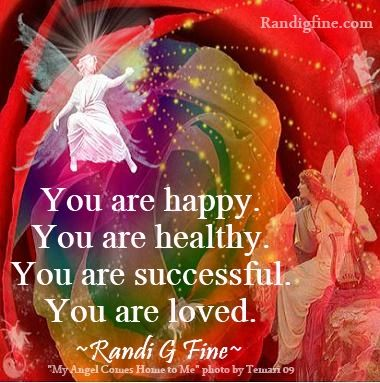 affirmation+quotes | Positive Affirmation Quotes | Randi G. Fine