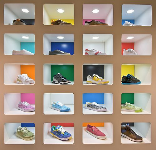 1000 Ideas About Shoe Display On Pinterest Shoe Wall