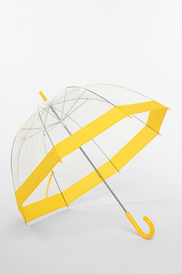 Bubble Umbrella (Online Only) $18.00 -- I like yellow, white, or orange. // Yes! Orange please :D