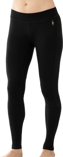 Smartwool Women's PhD Light Long Underwear Bottoms Black XL