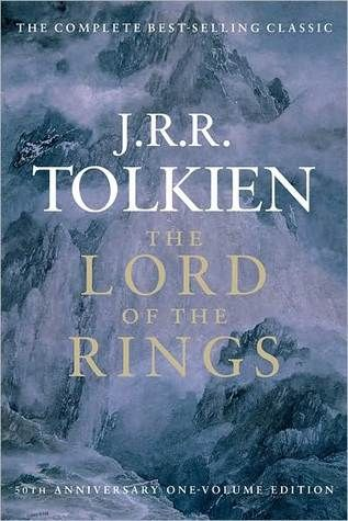 All 3 books. One of the best reads ever.  Tolkien creates a world like no other.