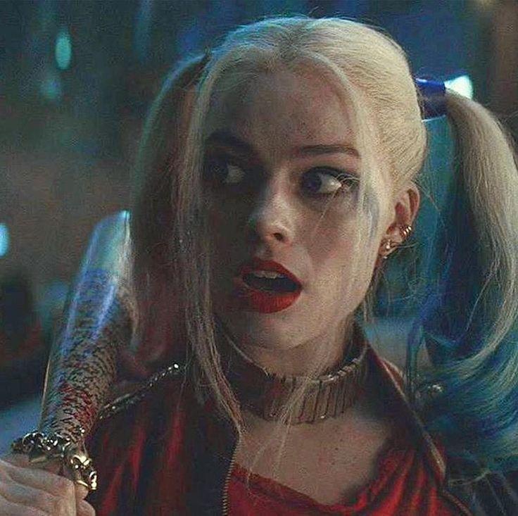 Margot Robbie ❤ ~ Harley Quinn ❤
