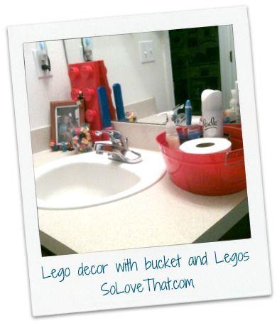 Cute Lego Picture Frame Ideas For A Lego Bathroom Lego Bathroom Decor  Makeover