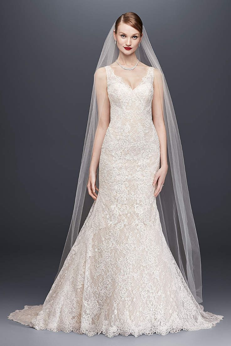 Find the perfect Oleg Cassini wedding dresses at David's Bridal! Browse Oleg Cassini's designer wedding gowns collection & stunning 2017 designs today!