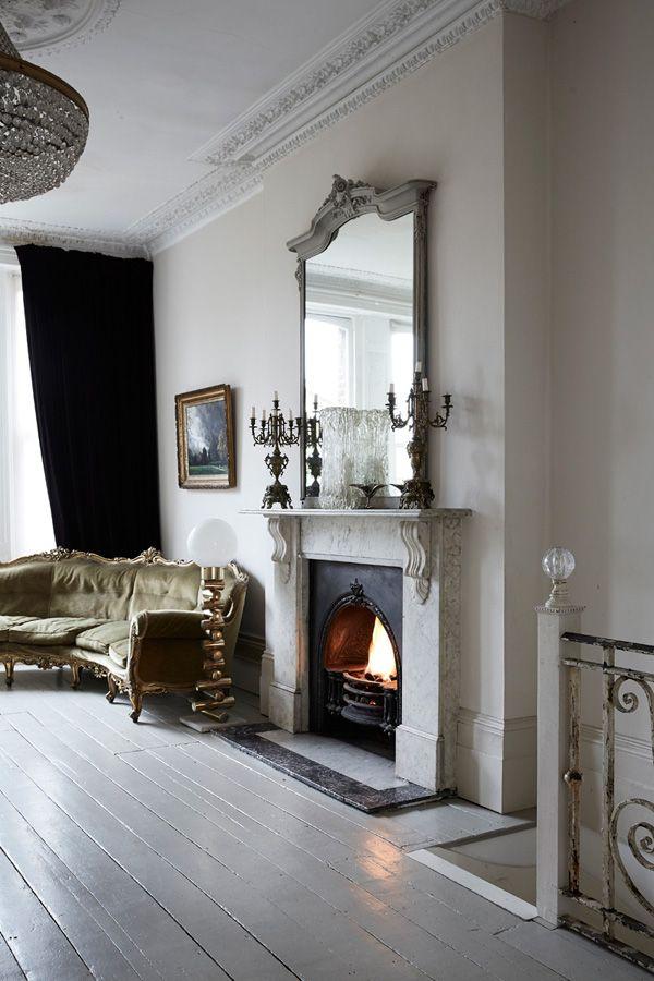 A Victorian period home in London - desire to inspire - desiretoinspire.net