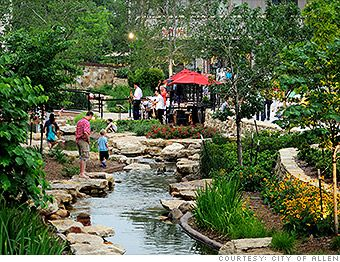 Allen, Texas Is #13 On Our 2012 List Of The Best Places To Live