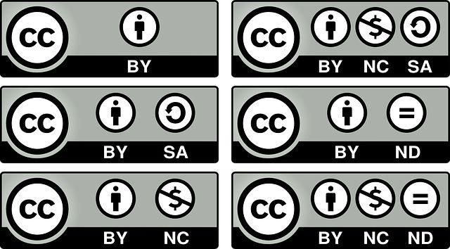 Les Creatives Commons | par BARBIER Maxime – OURY Gaëtan (L2 SVG Université d'Angers)