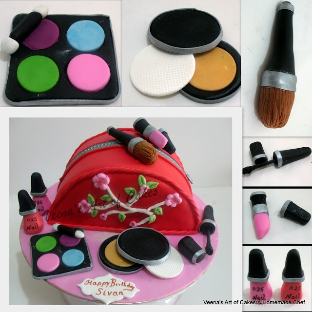 Veena Art Of Cake Fondant Recipe : 8 best images about cosmeticos on Pinterest Makeup ...