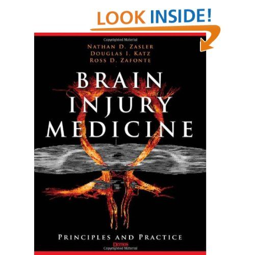 Amazon.com: Brain Injury Medicine: Principles and Practice (9781888799934): Nathan Zasler MD FAAPM FAADEP DAAPM, Douglas Katz MD, Ross Zafonte DO: Books  A good basic guide to traumatic brain injury. No attorney should ever believe someone needs to strike their head to have a tbi.  Read and learn.