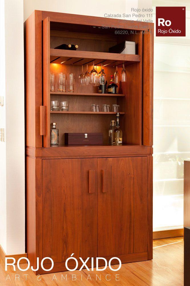 Mueble bar archivos rojo xido espa ol trinches bar for Mueble bar moderno para casa