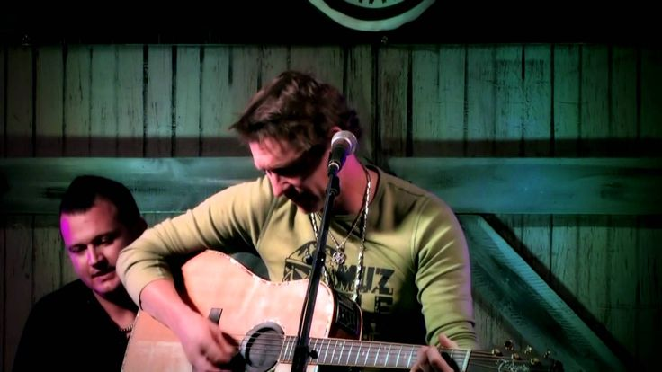 "Craig Morgan - ""Almost Home"" unplugged"