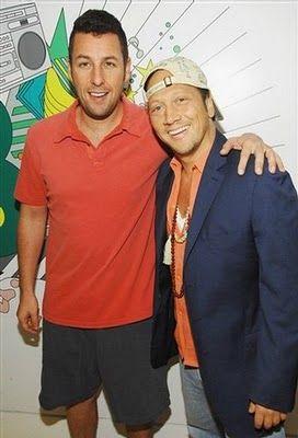 Adam Sandler & Rob Schneider FAVS