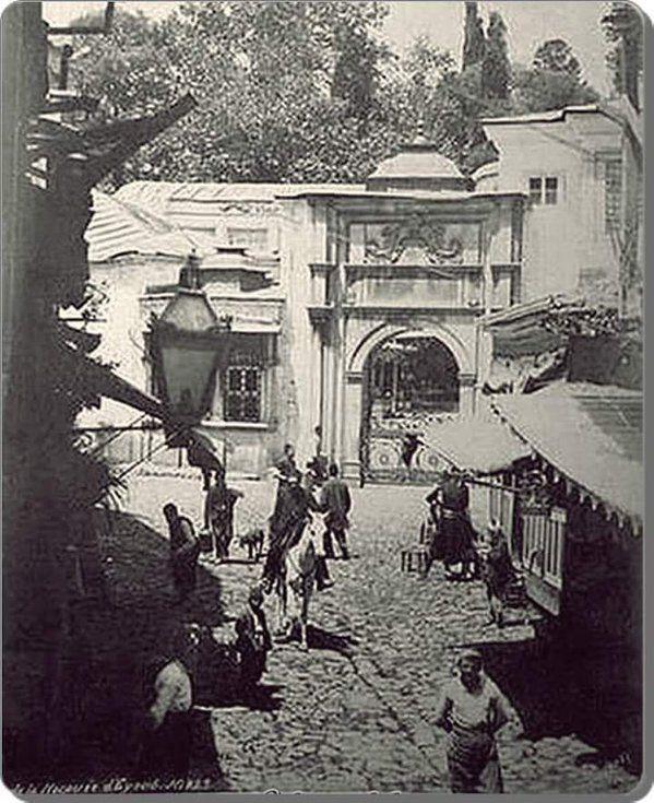 1880'li yıllarda Eyüp Sultan #istanbul #istanlook #birzamanlar