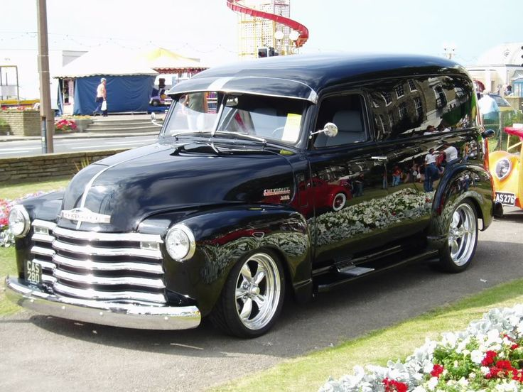 Features **1941-1946 Chevy Truck Picture Thread** - Page 10 - THE H.A.M.B.