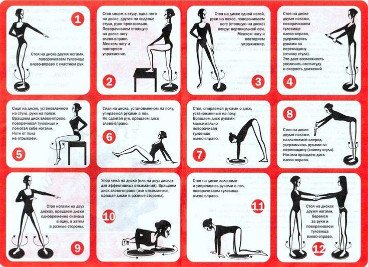 Схема Физических Нагрузок Для Похудения. Простые и эффективные упражнения для снижения веса в домашних условиях