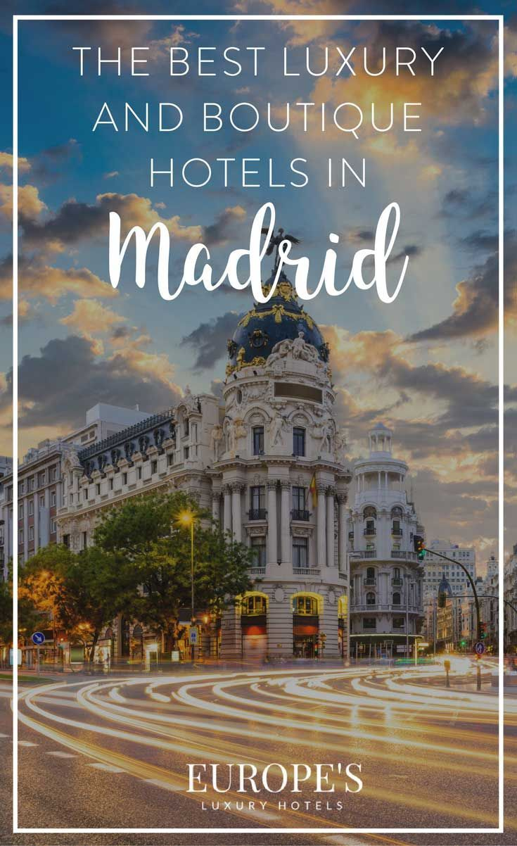 The 25 Best Boutique Hotel Madrid Ideas On Pinterest