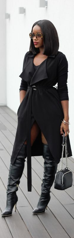 Black Out / Fashion By Lover4Fashion