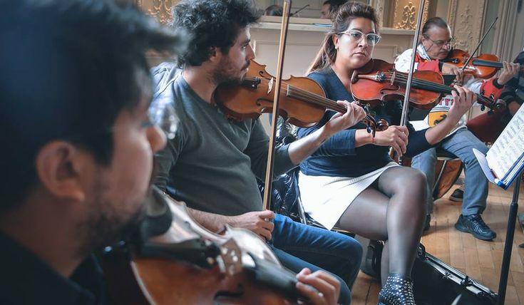 Las clases de perfeccionamiento se dictan en la Ecole Normale de Musique de Paris - Alfred Cortot (Page officielle); para luego culminar la semana con dos presentaciones, en el Auditorio du Seme (#París) y en la ciudad de Creil.  +INFO en > www.enteculturaltucuman.gob.ar