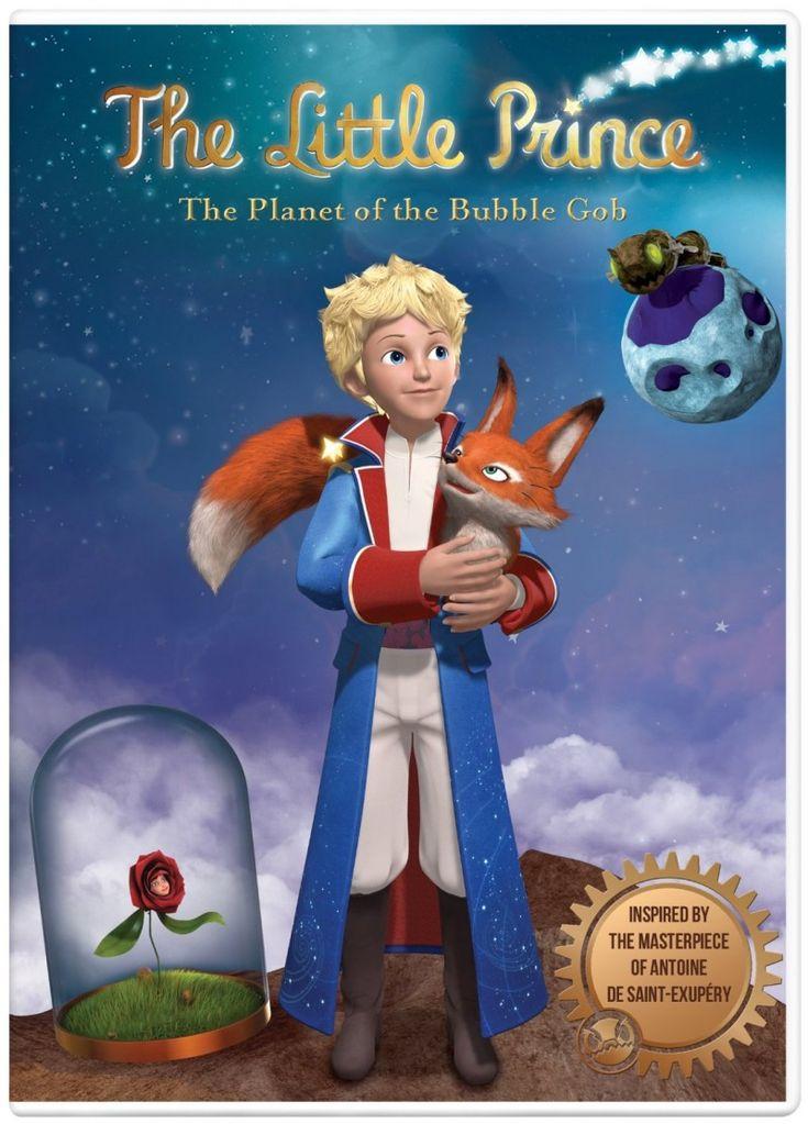 NCircle Entertainment Presents The Little Prince DVDs