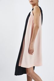 Asymetric Ring Dress By Boutique