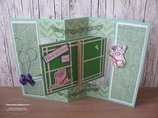 Geburtstagskarte Badminton Glücksschweinchen