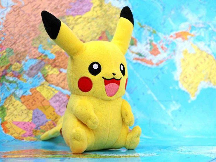 Pokemon Pikachu Game
