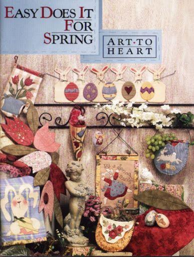 Art to Heart - Easy Does It for Spring - Petra Budag - Álbuns da web do Picasa