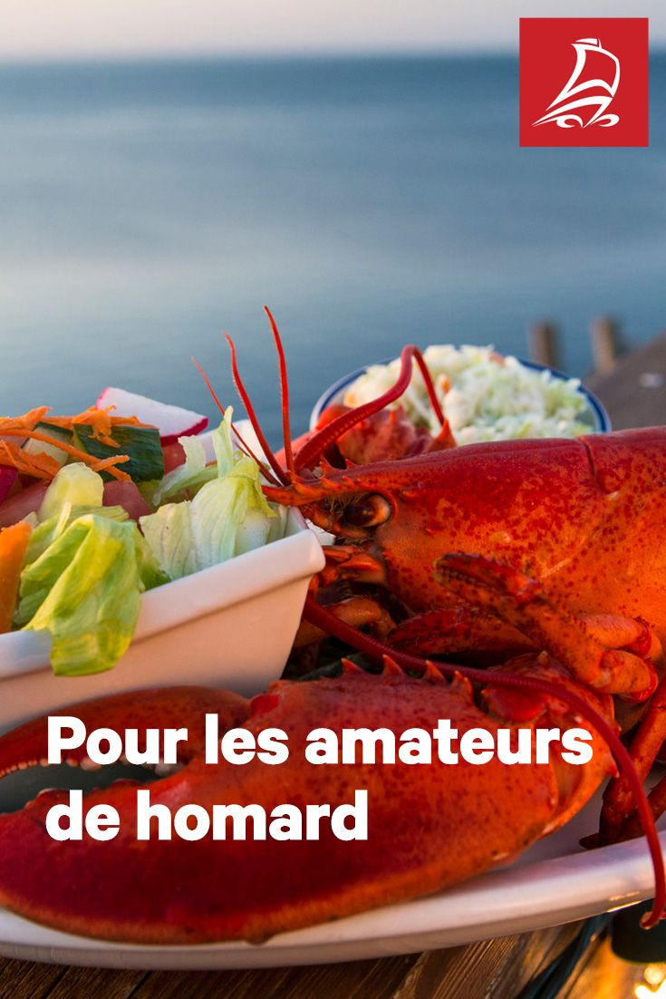 Sur la piste du homard | Amateur de homard? Nous vous avons déniché quelques-unes des meilleures façons d'apprécier le homard du Nouveau-Brunswick.