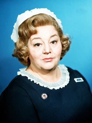 Hattie Jaques. Carry on films. Loved them. Still do.