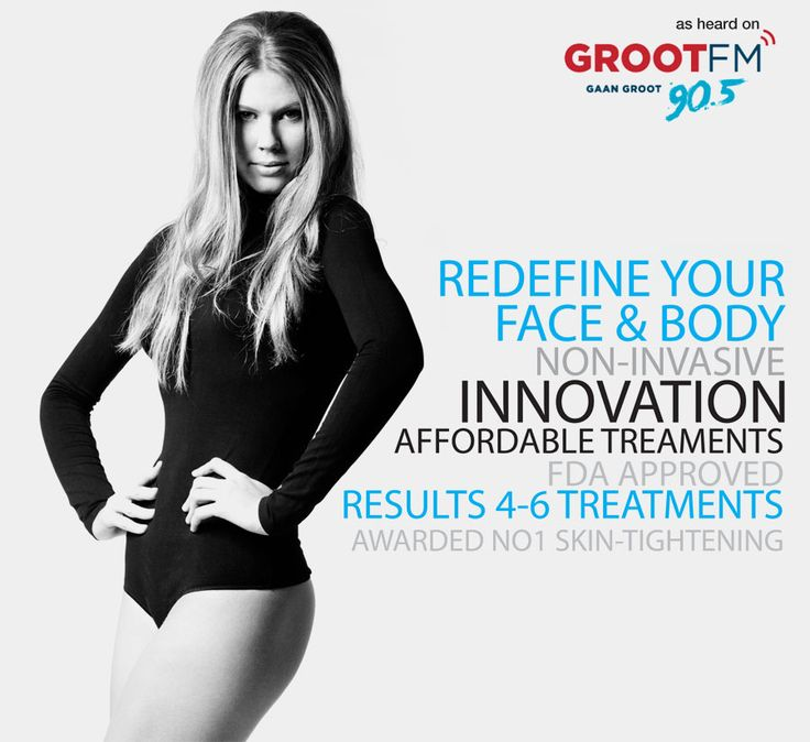 Lift and Tuck as heard on Groot FM Stockist of Dr Gobac Cosmeceuticals