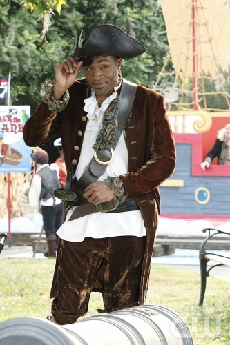 """The Pirate & The Practice""-- Pictured: Cress Williams as Lavon Hayes in HART OF DIXIE on THE CW.  Photo Credit: GREG GAYNE /The CW©2011 The CW Network, LLC. All Rights Reserved"