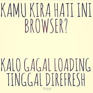 lu kira browser :(