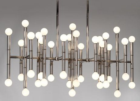 42 LIGHT UP AND DOWN RODS LINEAR FIXTURES BRISLAND