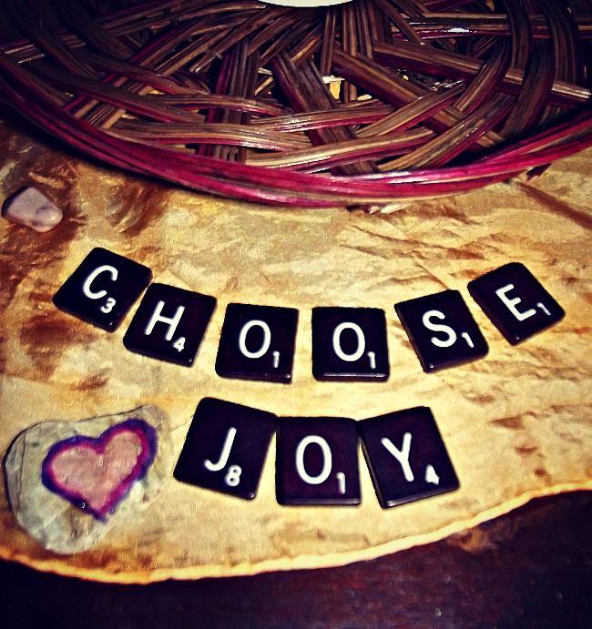 Best 25+ Choose Joy Ideas On Pinterest