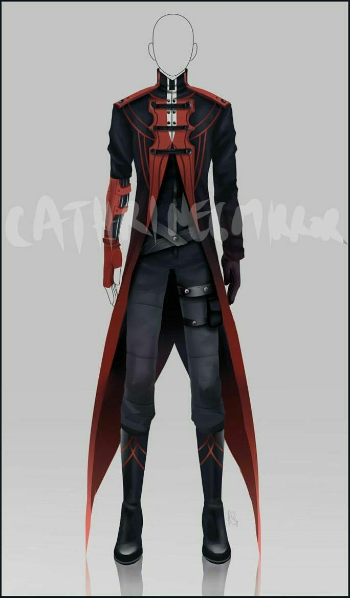 Cool Anime Outfits For Guys : anime, outfits, Wrath, Speed, (male, Rwby), Character, Outfits,, Warrior, Outfit,, Anime, Outfits