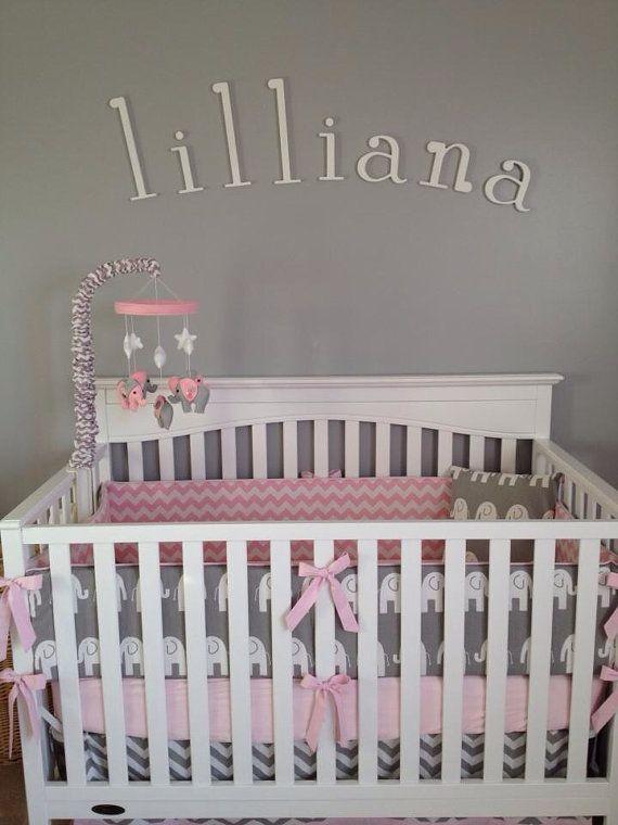 Cheetah Print Mini Crib Bedding