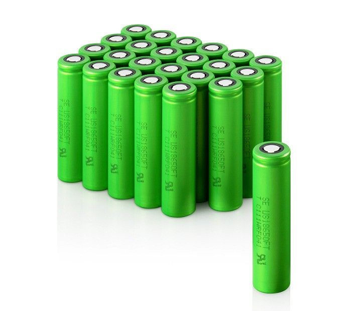 Lithium-Ion Battery Recycling