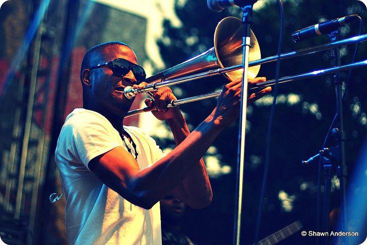 New Orleans music artist, Trombone Shorty. #nola #music