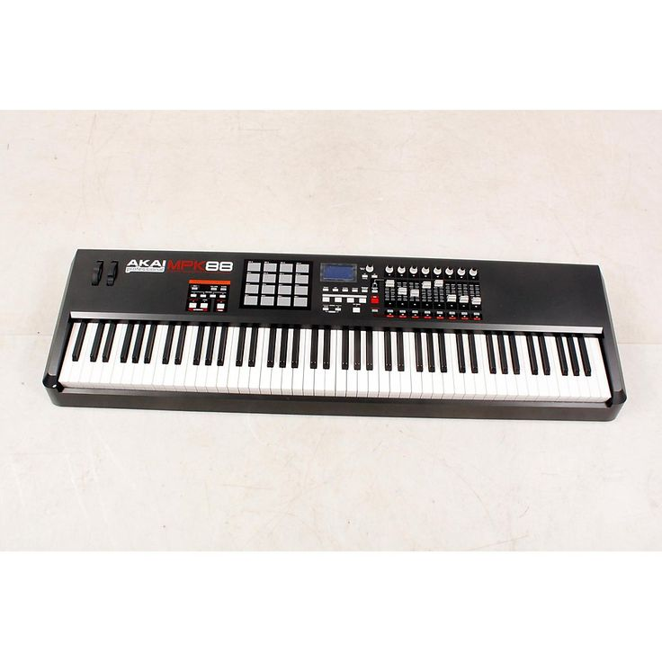 Akai Professional MPK88 Keyboard and USB MIDI Controller  190839006325