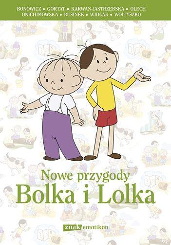 Nowe przygody Bolka i Lolka - Książki dla Dzieci, Czas Dzieci