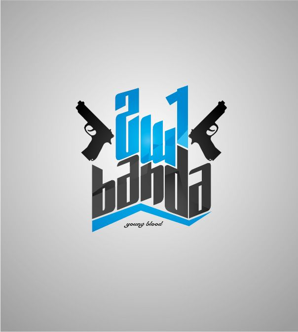 2w1 Banda - Bboy's group logotype