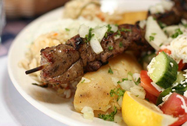 Greek Food Around Me