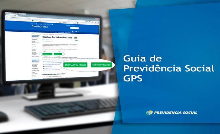 Cálculo da Guia de Previdência Social - GPS