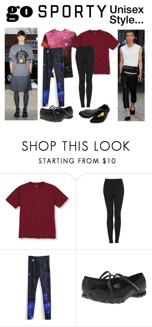 """Sporty Unisex Looks for Men"" by brennk ❤ liked on Polyvore featuring Haider Ackermann, Christopher Kane, Topshop, Givenchy, Skechers, Vibram FiveFingers, men's fashion and menswear"