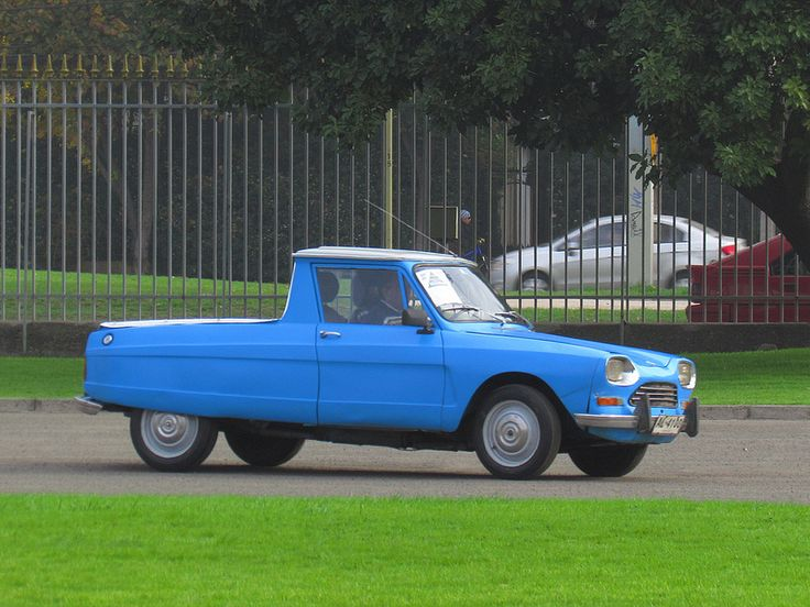 Citroen Ami 8 Pick up 1977