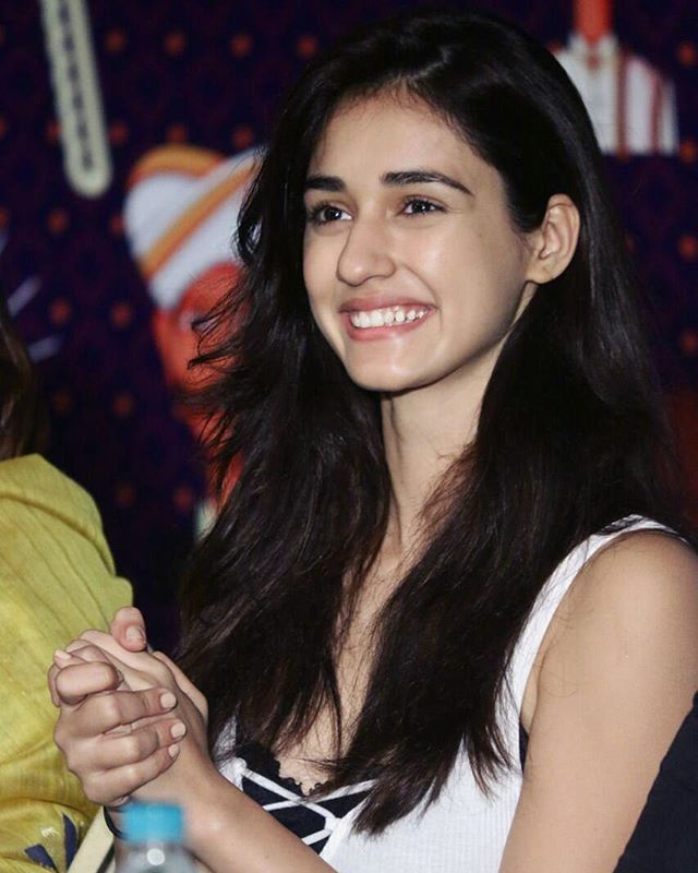 @dishapatani caught candid ❤ #dishapatani