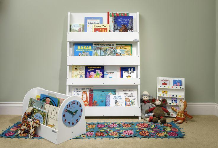 Le nostre Librerei di colore bianco, per uno stile pulito ed elegante...