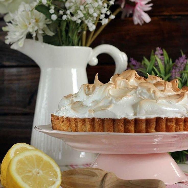 La receta definitiva del Lemon Pie perfecto! httpsaboreandoencolorescom201611lemonpieperfectorecetadefinita