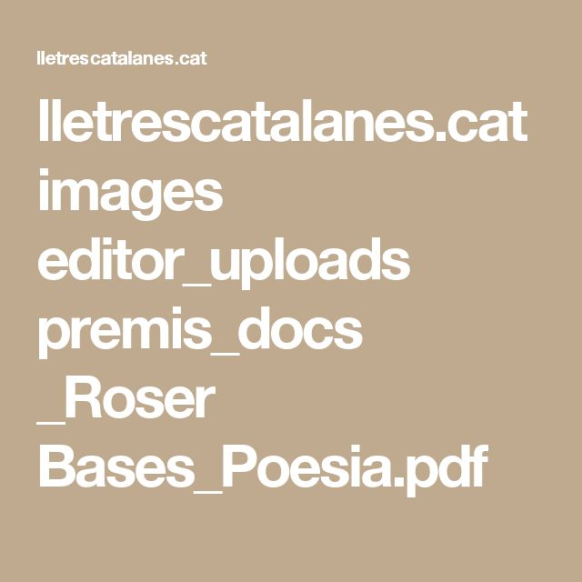 lletrescatalanes.cat images editor_uploads premis_docs _Roser Bases_Poesia.pdf