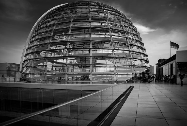 Dome in B&W